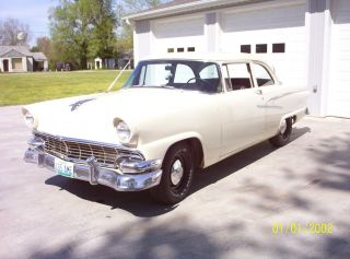1956 Ford Maineline 2 Door photo