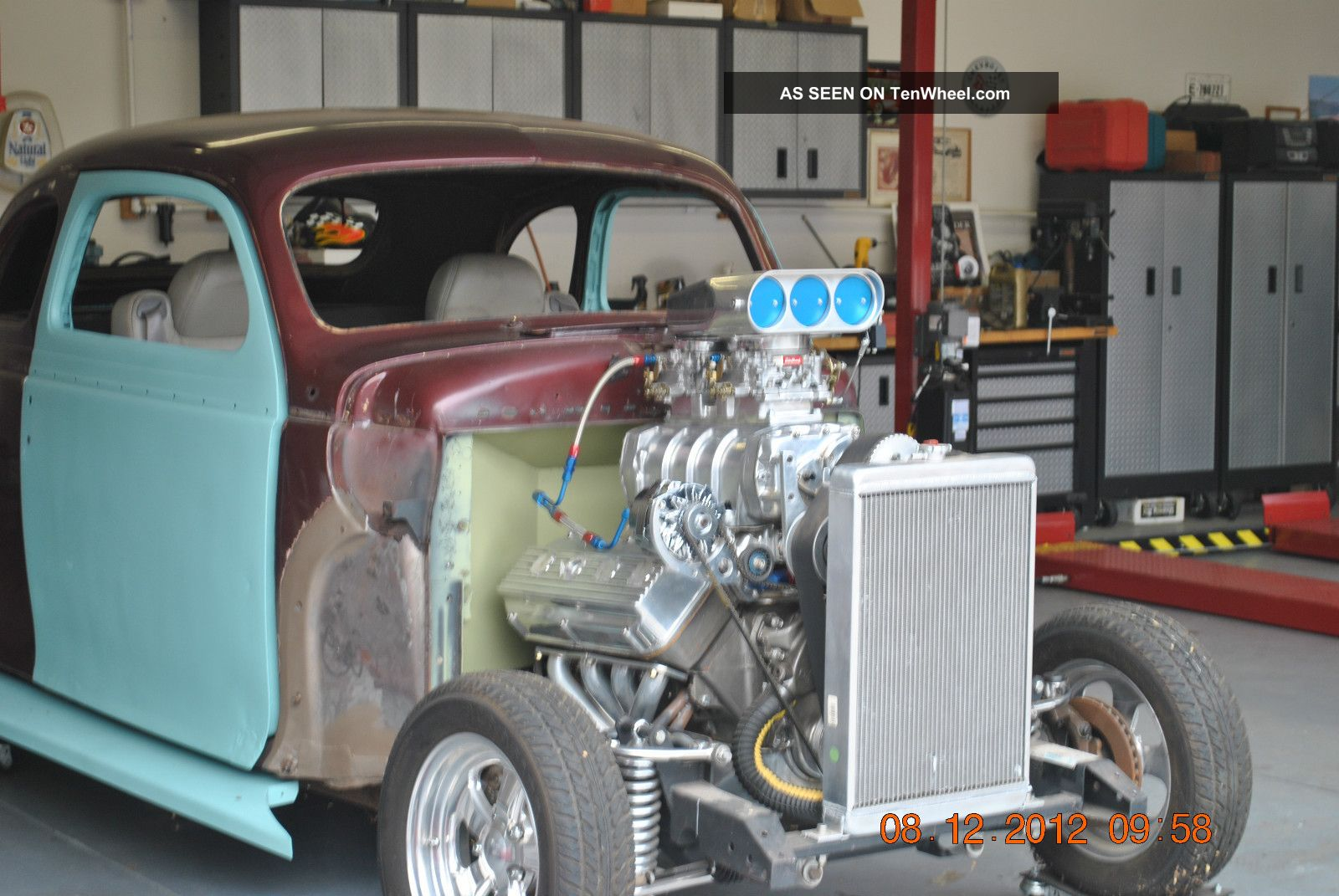 1940 Dodge Business Coupe Hot Rod Project Other photo