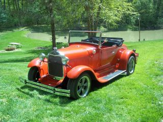 1930 Ford Roadster photo