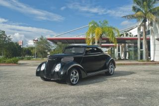 1937 Ford Hard - Top Convertible Coupe photo
