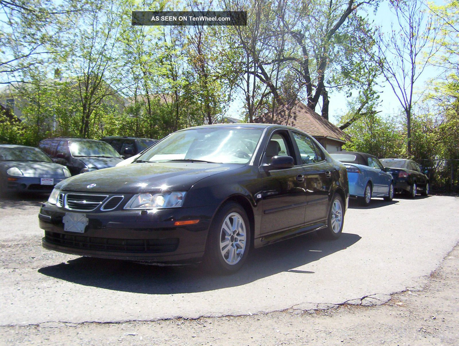 2007 Saab 9 - 3 2.  0t Sedan 4 - Door 2.  0l 9-3 photo