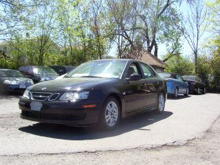 2007 Saab 9 - 3 2.  0t Sedan 4 - Door 2.  0l photo