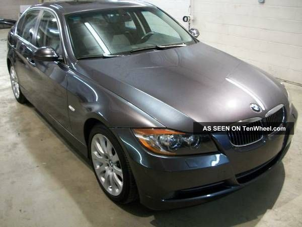 2008 Bmw 335i Base Sedan 4 - Door 3.  0l 3-Series photo
