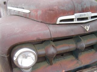 1951 Ford One Ton Pickup photo
