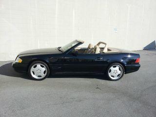 1998 Merceds Benz Sl 500 photo