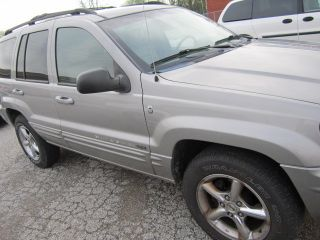 Jeep: 2001 Grand Cherokee 60th Anniversary Limited Edition Sport Utility 4 - Door photo
