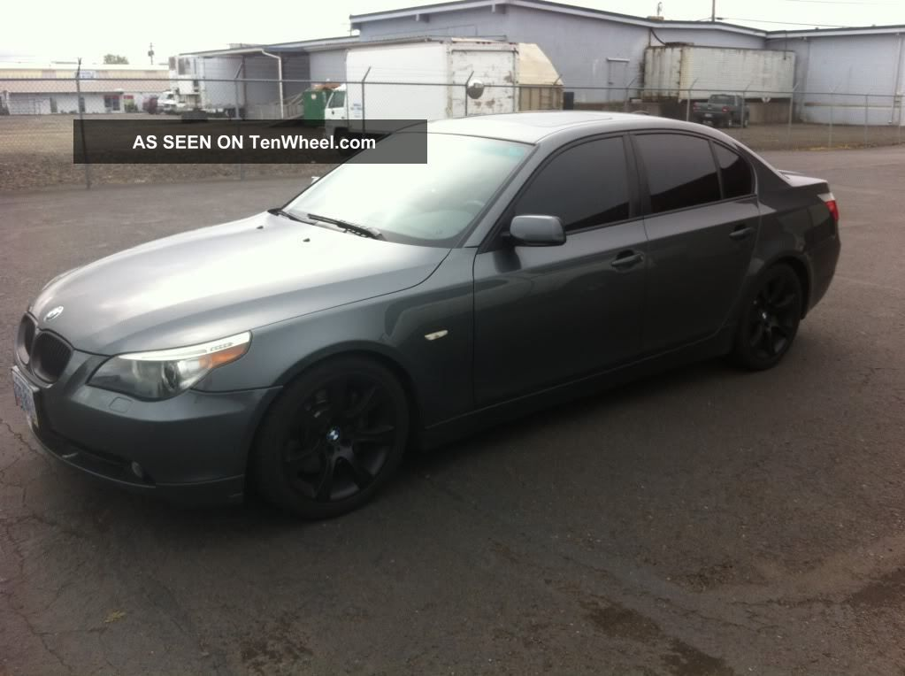 Condition 2004 Bmw 545i 5-Series photo