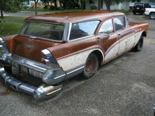 1957 Buick Estate Wagon photo