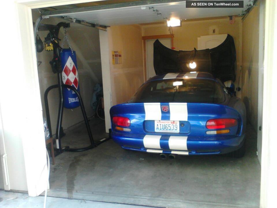 1997 Dodge Viper Gts Viper photo