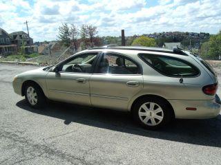 2003 Ford Taurus Ses Wagon photo
