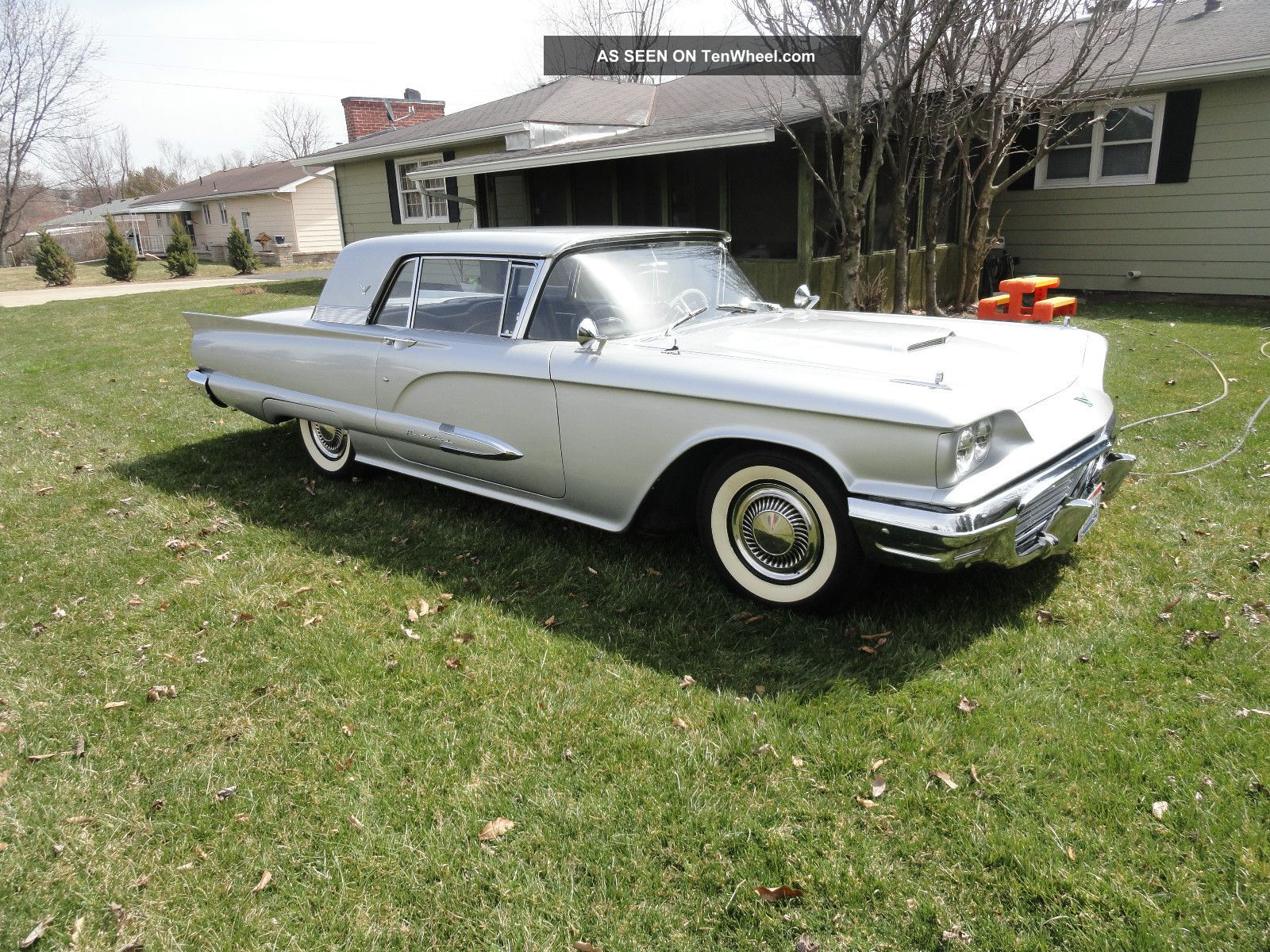 1959 Ford Thunderbird Thunderbird photo