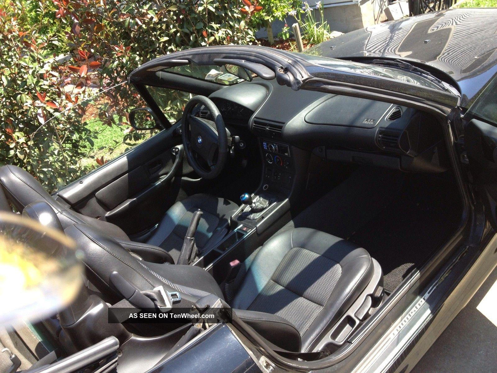 1999 Bmw Z3 Roadster Convertible 2 - Door 2.  3l Z3 photo