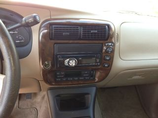 2000 Mercury Mountaineer Premier Edition photo