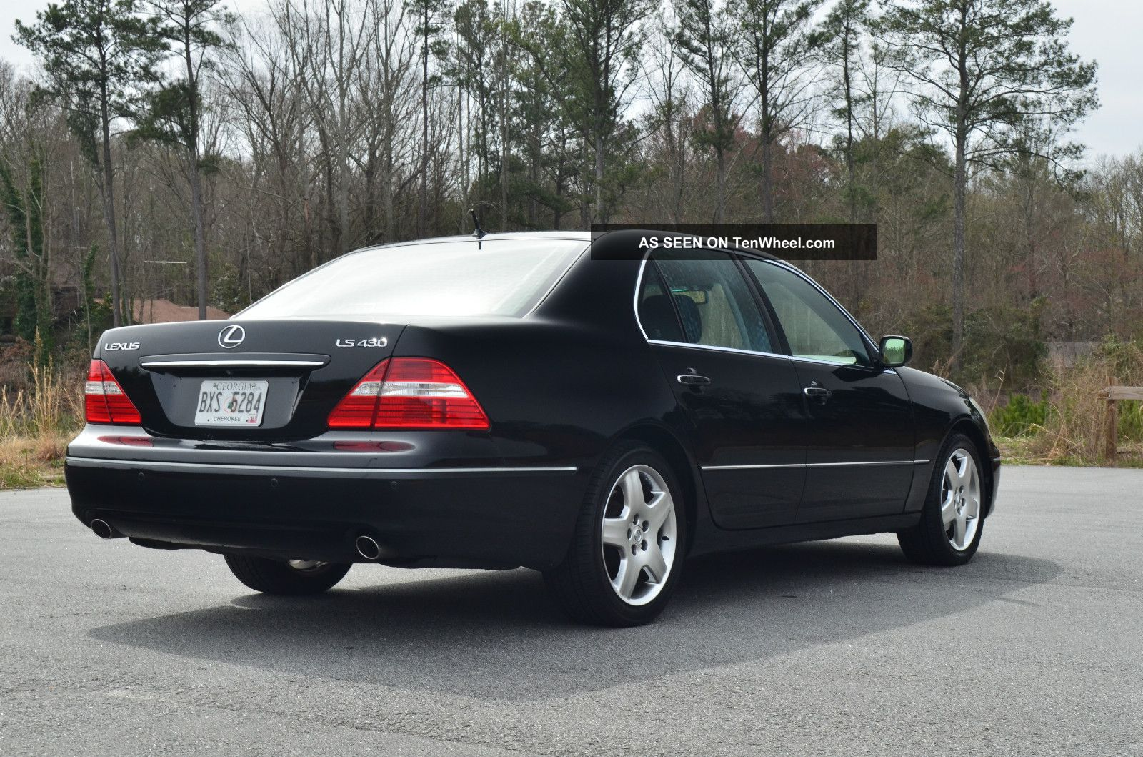 2005 lexus ls 430 ls430 loaded mark levinson alloys 70. Black Bedroom Furniture Sets. Home Design Ideas
