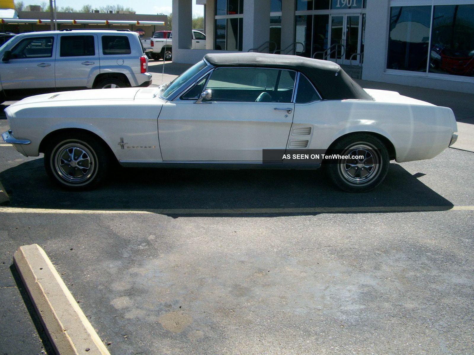 1967 Mustang Convertible Mustang photo