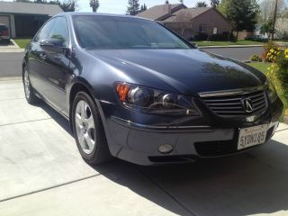 2006 Acura Rl Title - Make Me An Offer photo