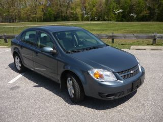2005 Chevrolet Cobalt Ls 5 - Speed Recovered Theft photo
