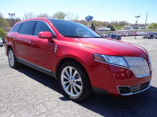 2010 Lincoln Mkt Awd Rear Camera Video Lincoln photo