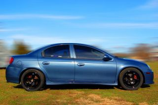 2005 Dodge Neon Srt - 4 Sedan 4 - Door 2.  4l photo