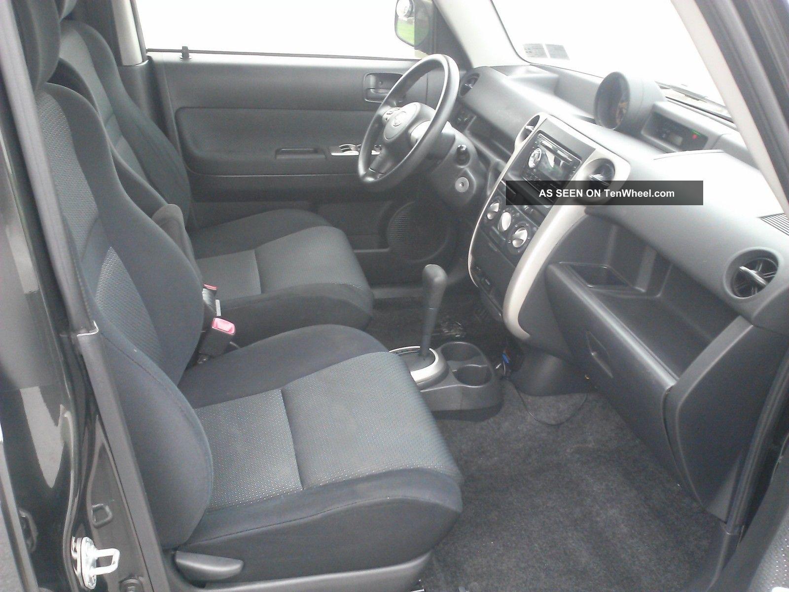2006 Scion Xb Base Wagon 5 Door 1 5l Sharp Aftermarket