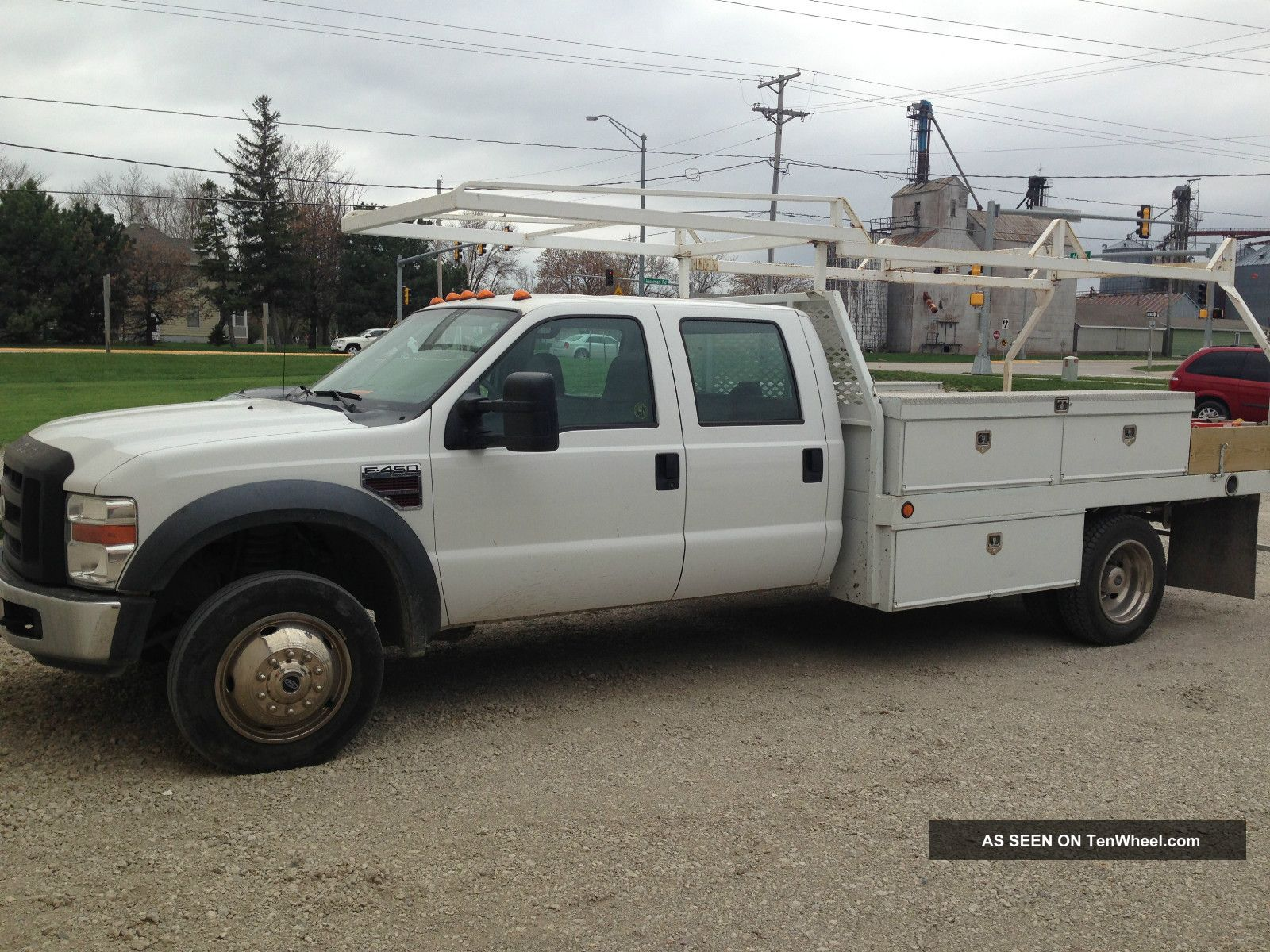 Go Back > Pix For > 2013 Ford F450 Flatbed