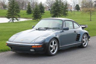 1988 Porsche 911 Turbo,  ' Slant Nose ' Coupe photo