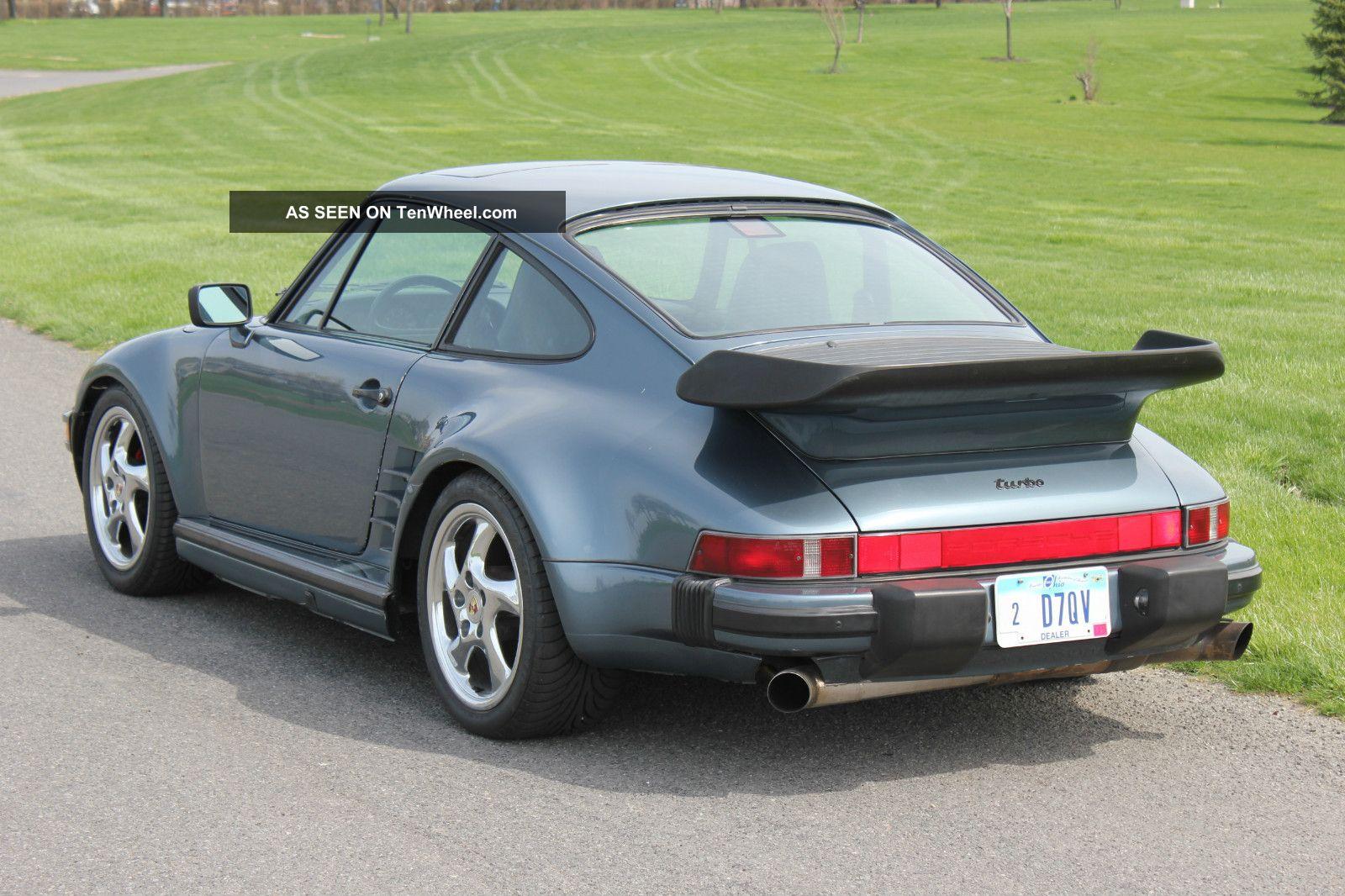 Porsche Turbo Slant Nose Coupe Lgw