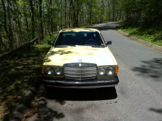 1978 Mercedes Benz 300 Cd Coupe photo