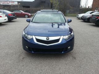 2009 Acura Tsx 2010 No Reserwe Accord Eu photo