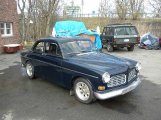 1968 122s Volvo photo