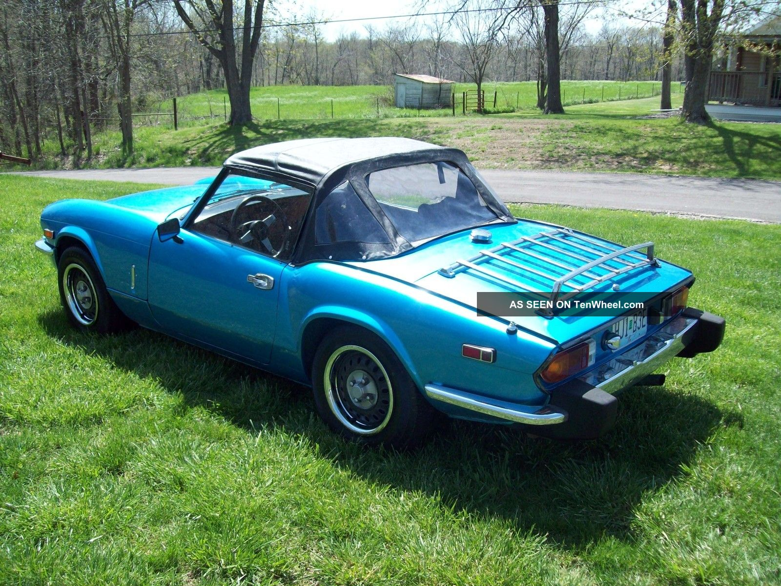1977 triumph spitfire. Black Bedroom Furniture Sets. Home Design Ideas