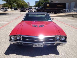 1969 Buick Skylark California Gs photo