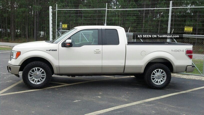 2009 ford f 150 lariat extended cab pickup 4 door 5 4l. Cars Review. Best American Auto & Cars Review