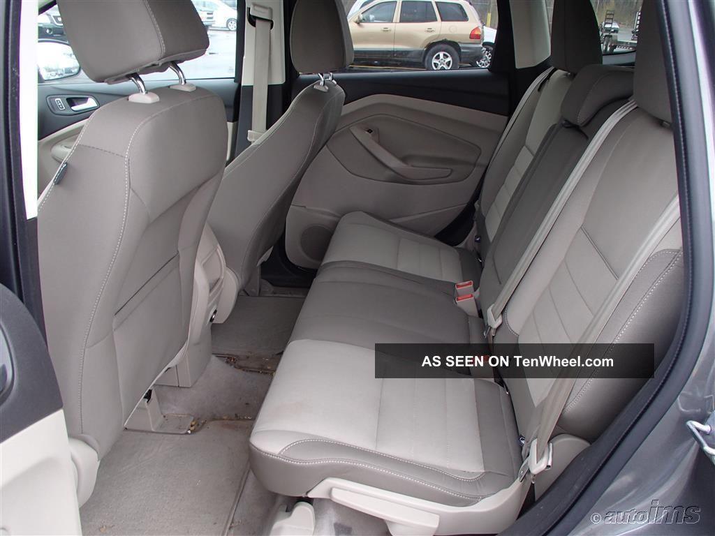 ford escape 2013 1 6l ecoboostengine 6 spd auto cloth interior hard top roof. Black Bedroom Furniture Sets. Home Design Ideas