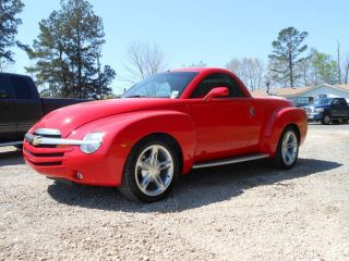 , 2003 Chevrolet Ssr photo
