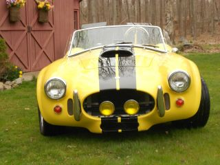 1965 Shelby Cobra 427sc Roadster Replica.  Show It Or Ride With The Wind photo