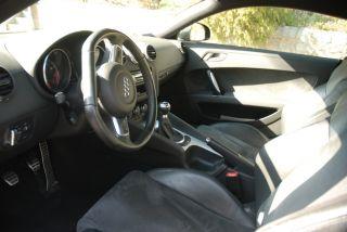 2008 Audi Tt Quattro Base Coupe 2 - Door 3.  2l photo