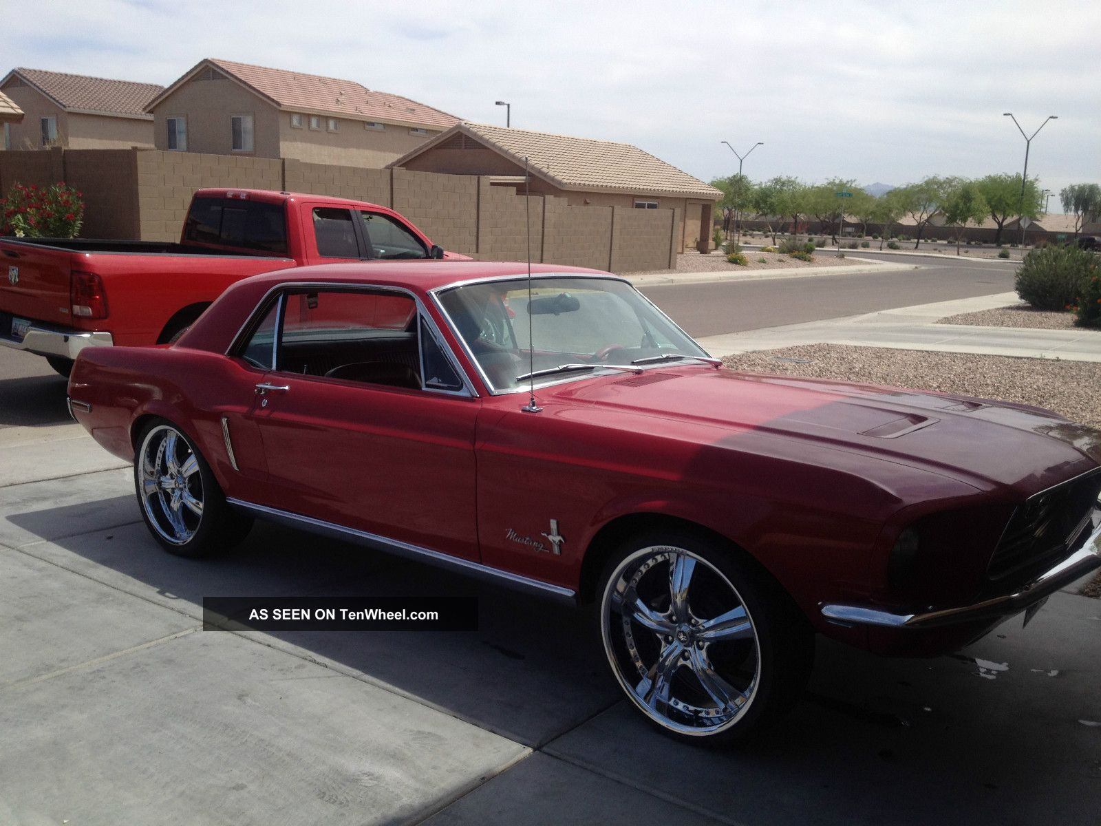 1968 ford mustang computer - photo #20