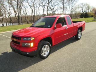 2012 Chevrolet Colorado photo