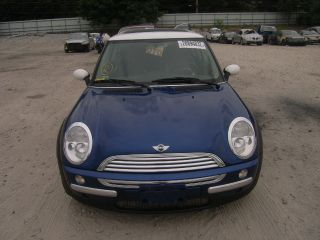 2002 Mini Cooper&panorama photo