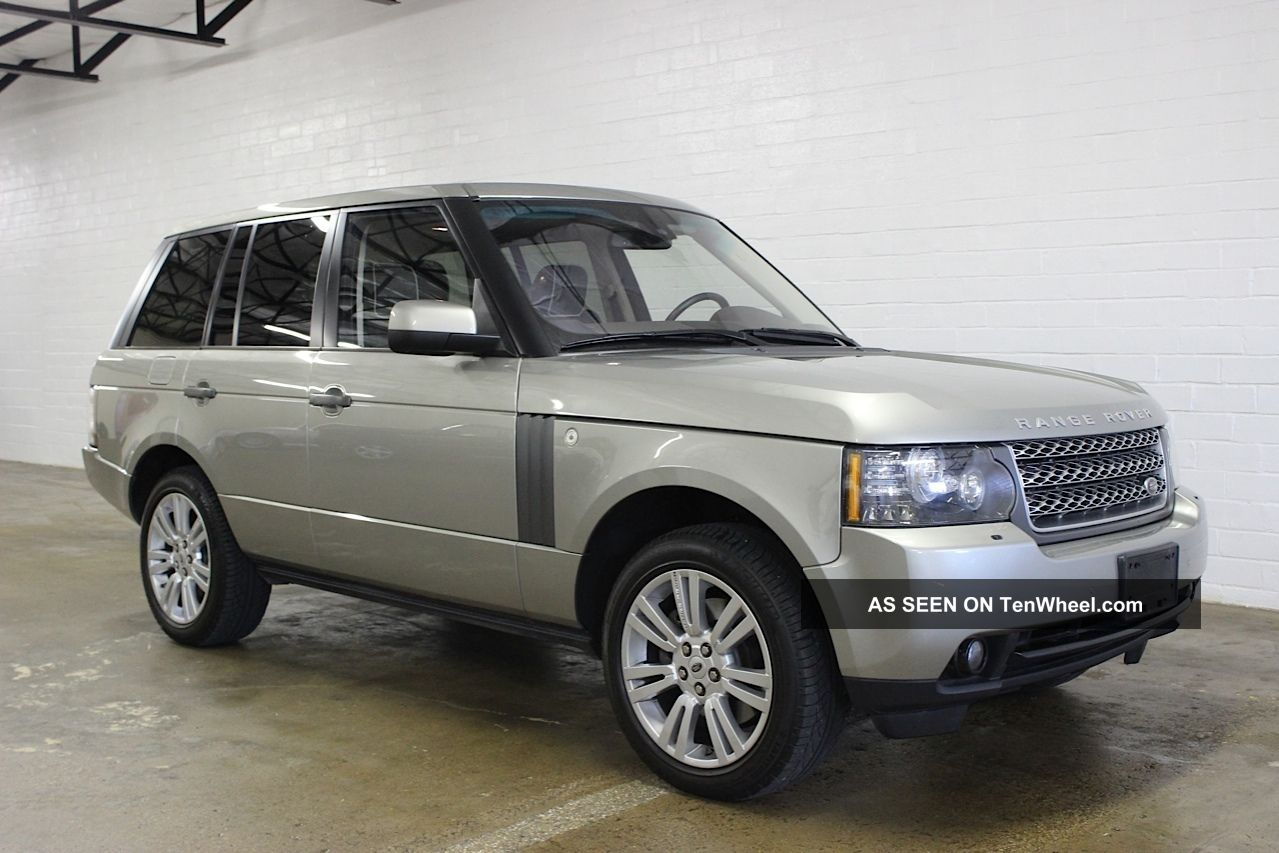 2010 land rover range - photo #45