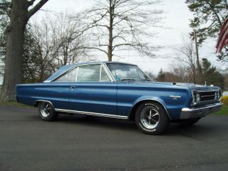 1967 Plymouth Belvedere Gtx 440 - V8 4 Speed Magnum 500 ' S A Rare Find photo