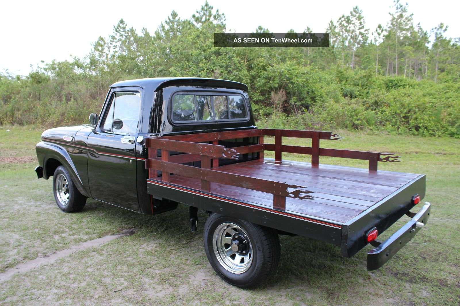 1963 Ford F 100 Custom Cab Pick Up Truck F100 Make Me An