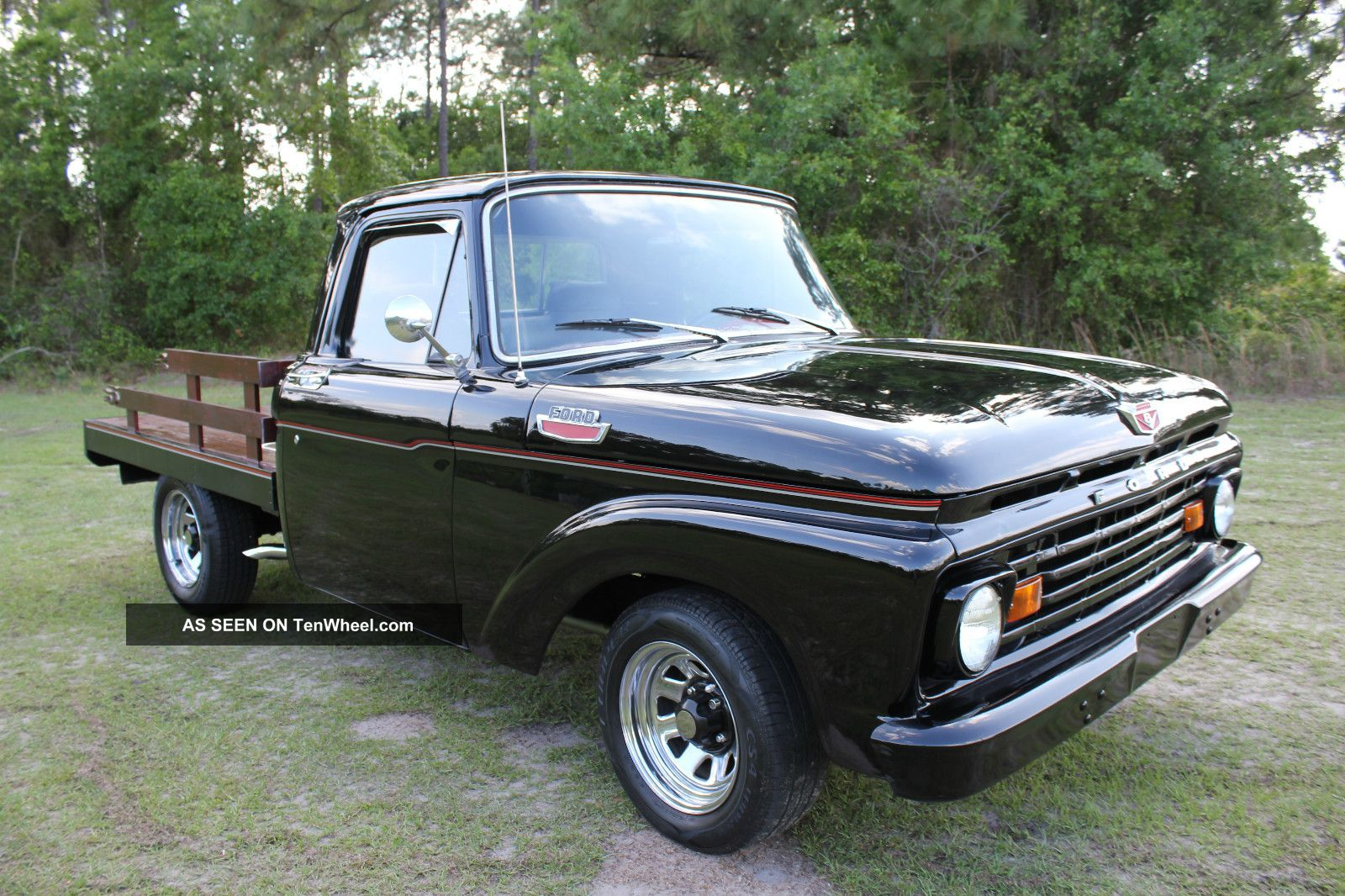 1963 ford f 100 custom cab pick up truck f100 make me an. Black Bedroom Furniture Sets. Home Design Ideas