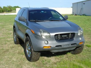 2001 Isuzu Vehicross Base Sport Utility 2 - Door 3.  5l - - photo
