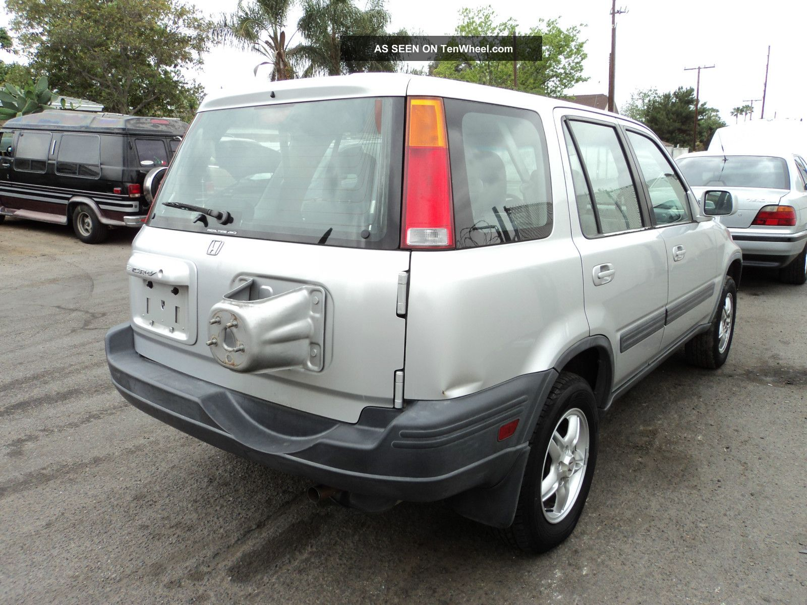 Honda Crv Lgw