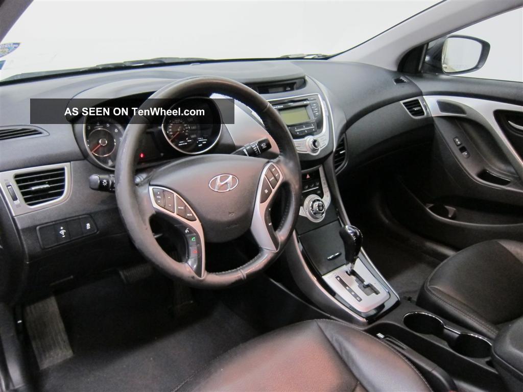 2011 Hyundai Elantra Limited Edition Model