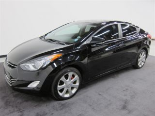 2011 Hyundai Elantra Limited Edition Model. photo