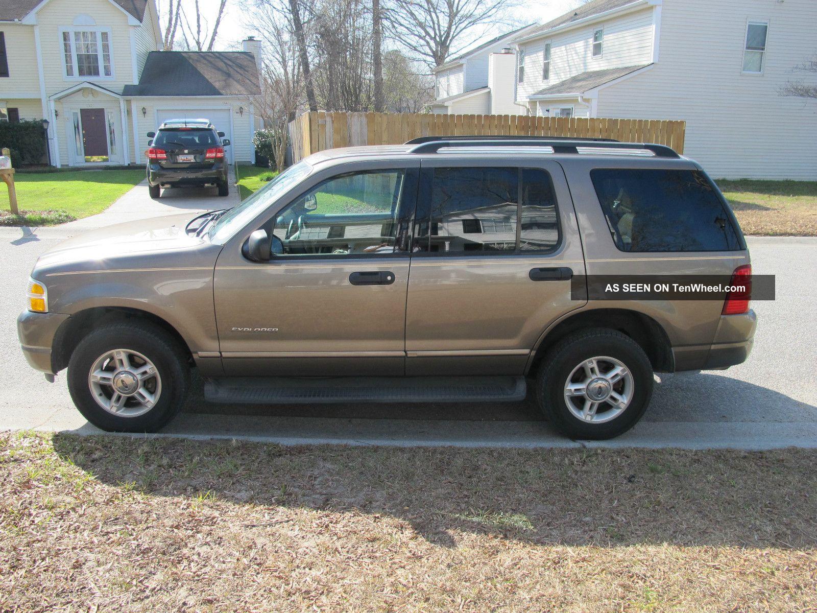 2004 Ford Explorer Xlt Sport Sport Utility 4