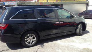 2012 Honda Odyssey Exl Dvd 91 Mi. photo